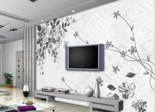 کاغذ دیواری پشت LCD