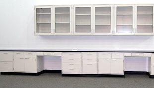 کابینت آزمایشگاه