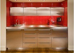 کابینت آشپزخانه فلزی